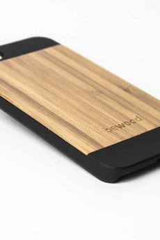 - iPhone 6 Drewniana obudowa Modern+ Bambus