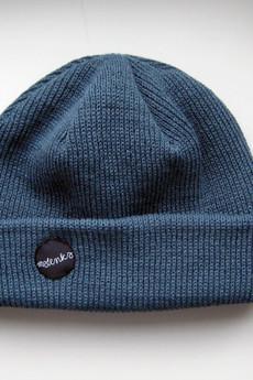 MALENKA HEADWEAR - POPPIES czapka BLUE