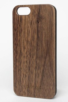 - iPhone 6 Drewniana obudowa Modern Orzech