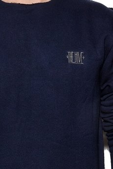 The Hive - STRAIN RAW CREW NAVY L.E.