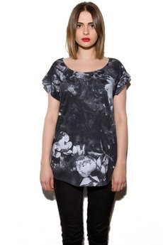 The Hive - FLOWERS TUNIC L.E.