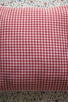 MOUSE TAILS - poduszka czerwona