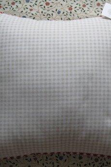 MOUSE TAILS - poduszka beżowa