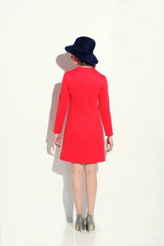 BONJOUR and KISS - Total chic red