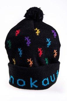 - Czapki monogram black