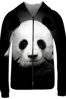 Mr. Gugu & Miss Go - Panda hoodie