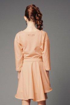 Variabi - Sukienka 2w1 TOKYO SALMON