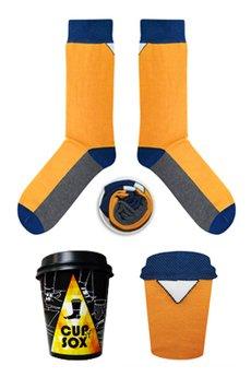 CUP OF SOX - Oranż na melanżu z granatem w rewanżu