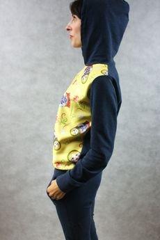 drops - bluza matrioszka