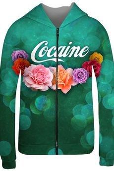 - Cocaine hoodie