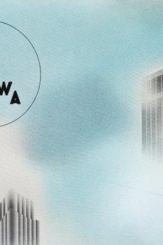 UV21 Art & Design Exhibitions - Unique Visions of Modern Warsaw 2 / niebieski