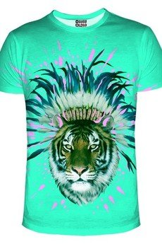 Mr. Gugu & Miss Go - Rio tiger t-shirt