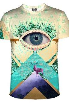 Mr. Gugu & Miss Go - All seeing eye t-shirt
