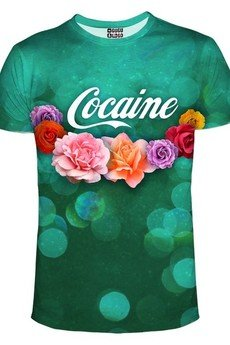 - Cocaine t-shirt