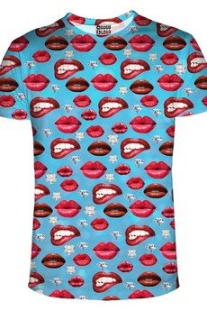 Mr. Gugu & Miss Go - Lipstick t-shirt