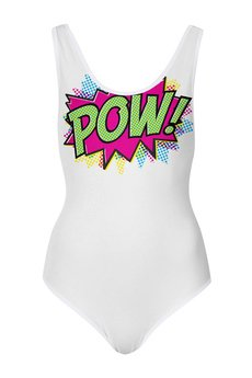 "Love In A Mist - Melody Printed Body ""POW!"""