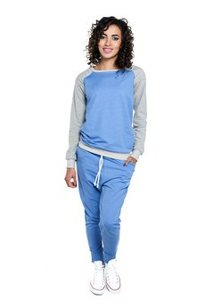 Love In A Mist - Erin Blue Pocket Pants