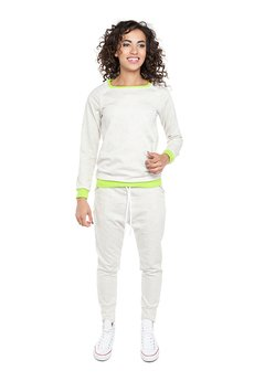 - Erin Fluo Pocket Pants
