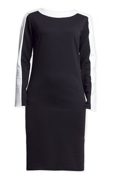 - Sukienka z lampasem SUK 115