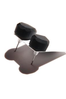 Monopolka - czarne małe krople