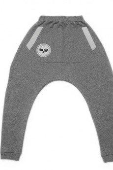 - spodnie Gray For A Day musztarda