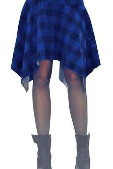 SAWA - spódnica dziewczyny marynarza