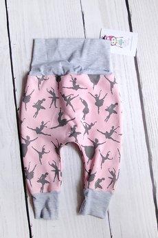 Guga Baby - Spodnie pumpy BALETNICE