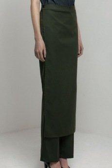 - Spódnico-spodnie