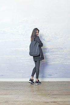 RISK made in warsaw - torba na ramię DRESBAG grafit