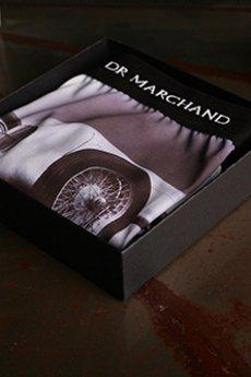 DR MARCHAND - Ręcznie wykonywana bielizna męska - Streamliner