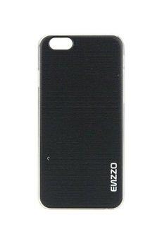 ENZZO - Etui do iPhone6 Black+folia+chusta z mikrofibry