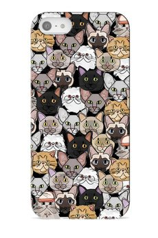 Yeah Bunny - Yeah Bunny - CATS ATTACK - iPhone Case