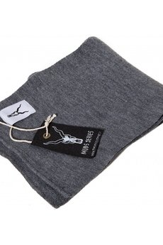 The Hive - MODS SCARF GREY / BLACK