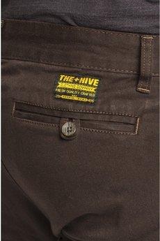 The Hive - CIGARETTE CHINO BROWN