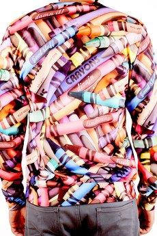 - EVC DSGN / bluza Crayon SWTR