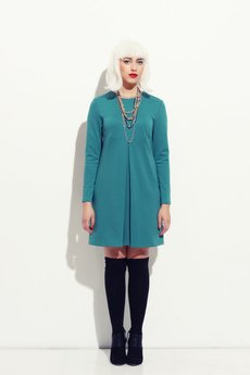BONJOUR and KISS - Flared dress