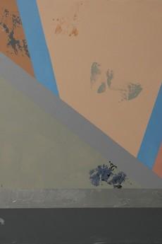 """- Obraz na płótnie """"Mróz"""", 50x70 cm."""