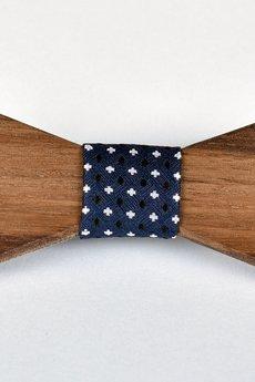 WOODED - Drewniana mucha Riff | orzech amerykański