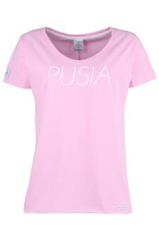 Bonbon - T-shirt PUSIA różowy