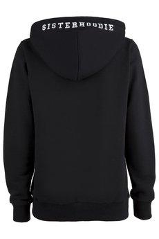 Bonbon - Bluza SISTERHOODIE czarna