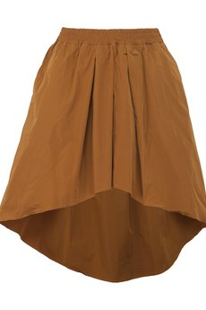 MADOX design - spódnica musztardowa