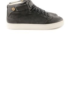 FAGUO - Dogwood Leather/Suede, Ash