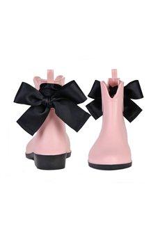 RUBBERIES - Pastel Pink - kalosze dla kobiet