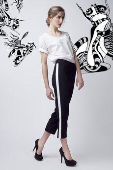 Luiza Kimak - Biały T-shirt