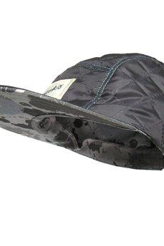 MALENKA HEADWEAR - COLD WINTER CITY czapka 5-panel pikowana