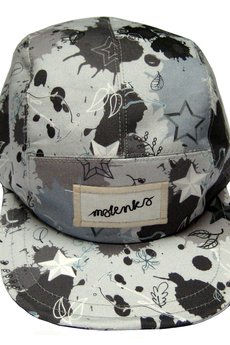 MALENKA HEADWEAR - COLD WINTER CITY czapka 5-panel