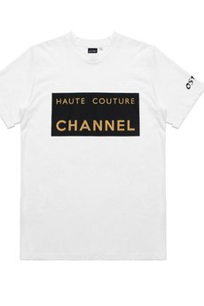 OSTRE™ - HAUTE COUTURE WHITE T-SHIRT