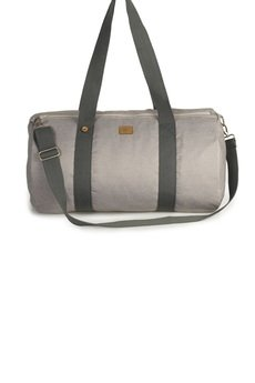 - Big Duffle, Grey/Chevron