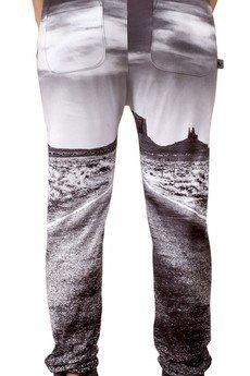 - 'Surf Van' damskie spodnie dresowe z nadrukiem