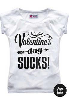 "ŁAP NAS - T-shirt ,,Valentine's Day"""